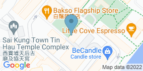 Google Map for Jaspas Sai Kung