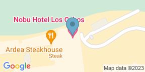 Mapa de Google para Pacific Restaurant