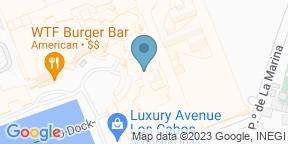 Mapa de Google para Ruth's Chris Steak House - Los Cabos