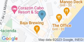 Mapa de Google para Rooftop