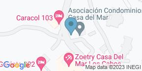Google Map for Arbol at Las Ventanas