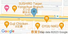 Google Map for Morton's The Steakhouse - Taipei
