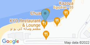 Google Map for Argentina Grill Palm