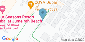 Google Map for Suq - Four Seasons Dubai DJB