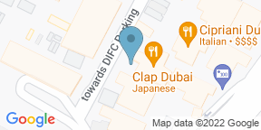 Google Map for Mina Brasserie