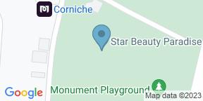 Google Map for Belgian Cafe  InterContinental Doha
