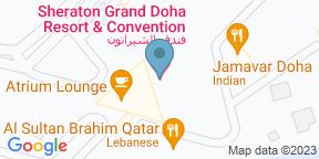 Google Map for Nusret Doha