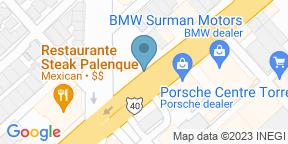 Mapa de Google para Mr. Pampas - Torreón