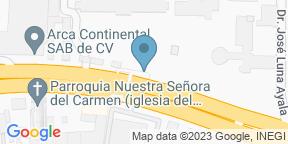 Google Map for La Nacional - San Jeronimo