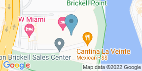 Google Map for ADDiKT at W Miami