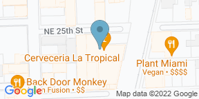 Google Map for Cerveceria La Tropical