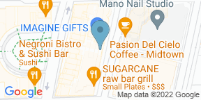 Google Map for MAÜ MIAMI