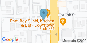 Google Map for Phat Boy Sushi and Kitchen- Downtown
