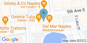 Google Map for La Pescheria