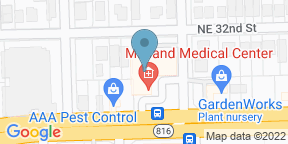 Google Map for Lips - Fort Lauderdale