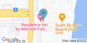 Google Map for Sushi By Bou - Beach Club