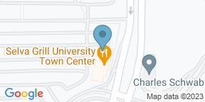 Google Map for Selva Grill University Town Center Sarasota