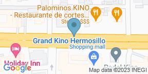 Google Map for Palominos - Kino