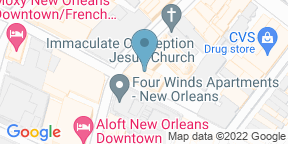Google Map for Legacy Kitchen's Tacklebox