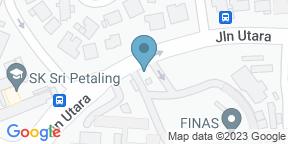 Google Map for Sango Japanese Restaurant