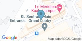 Google Map for Nook Restaurant Kuala Lumpur