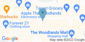 Google Map for Bazille - Nordstrom The Woodlands