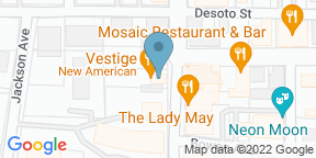 Google Map for Vestige