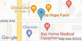 Google Map for The Hope Farm