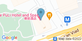 Google Map for PHÉNIX eatery & bar - The PuLi Hotel and Spa