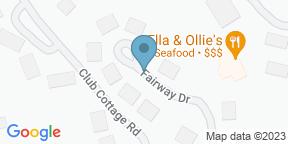 Google Map for Ella & Ollie's