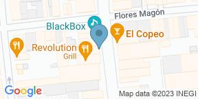 Estacion Central ECTのGoogle マップ