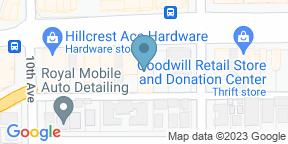 Mapa de Google para Rich's Day Lounge