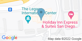 Mapa de Google para Theresa's Italian Restaurant
