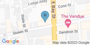Google Map for Galpao Gaucho Brazilian Steakhouse - Charleston
