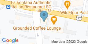 Google Map for La Fontana - West Ashley