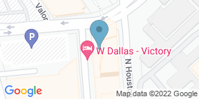 Google Map for Cook Hall - Dallas