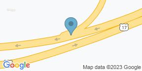 Google Map for Eliza Bar + Kitchen