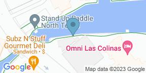 Google Map for Flossie's - Omni Las Colinas