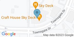 Google Map for J at SkyDeck