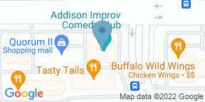 Google Map for Pete's Dueling Piano Bar - Addison