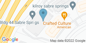 Google Map for Crafted  Culture