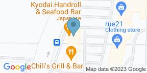 Google Map for Kyodai Handroll and Seafood Bar