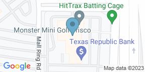 Google Map for Bazille - Nordstrom Stonebriar