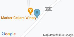 Google Map for Marker Cellars