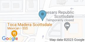 Google Map for Francine