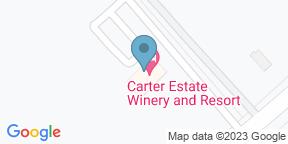 Mapa de Google para Carter Estate Tasting Room