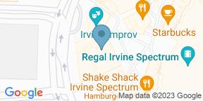 Google Map for Kabuki Japanese Restaurant - Irvine