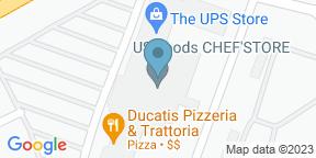 Google Map for Abundance Restaurant