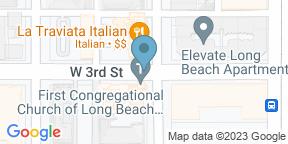 Google Map for La Traviata - Long Beach