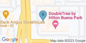 Google Map for Ventanas